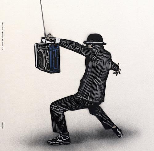 Nick Walker & DJ MURO – ARTTITUDE (アーティテュード)