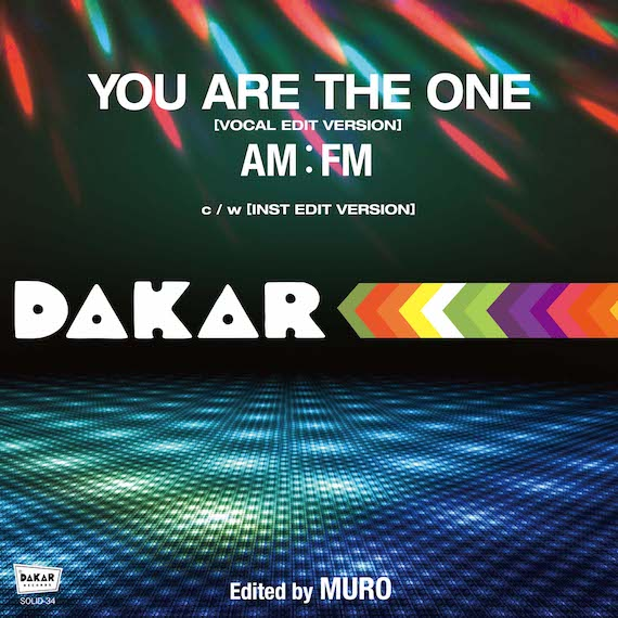 AM:FM – YOU  ARE  THE  ONE