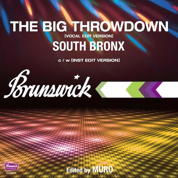 SOUTH BRONX – THE BIG THROWDOWN