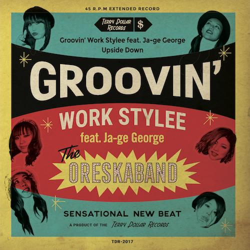 ORESKABAND – Groovin' Work Stylee