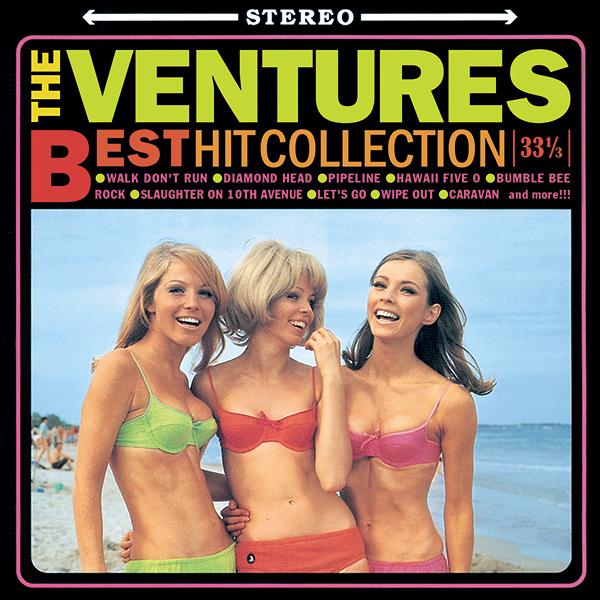 ザ・ベンチャーズ -「ザ・ベンチャーズ ベスト・ヒット・コレクション」(完全生産限定盤)