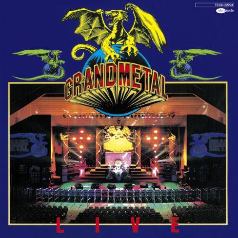 V.A (X-RAY, 44 MAGNUM, 本城未沙子, RAJAS, BLIZARD, MARINO, MAKE UP) – 「グランド・メタル・ライヴ 5THジャパン・へヴィ・メタル・ファンタジー」(完全生産限定盤)