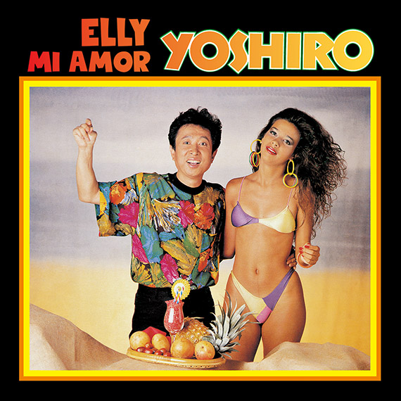 YOSHIRO広石 – ELLY MI AMOR
