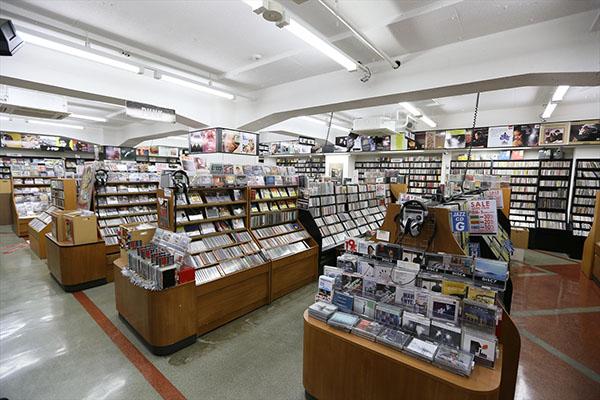 ディスクユニオン横浜関内店
