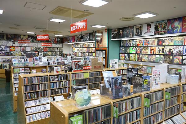 ディスクユニオン町田店