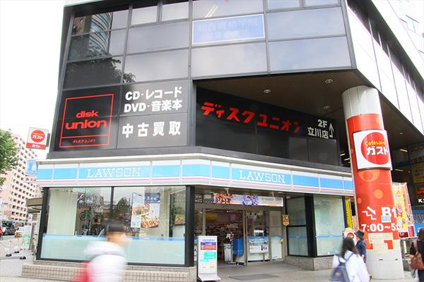 ディスクユニオン立川店