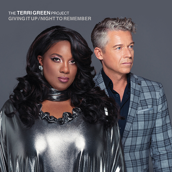 The Terri Green Project – Giving It Up / Night To Remember