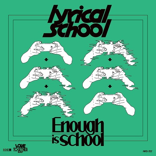 lyrical school – Enough is school / LOVE TOGETHER RAP