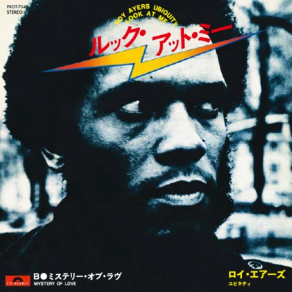 ROY AYERS – LOOK AT ME