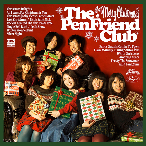 The Pen Friend Club – Merry Christmas From The Pen Friend Club
