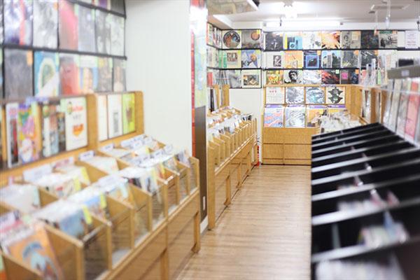 ディスクユニオン高田馬場店