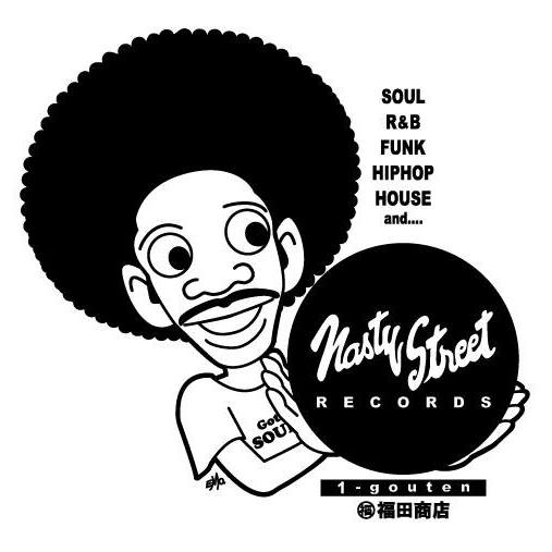 福田商店 (NASTY STREET RECORDS 1号店)