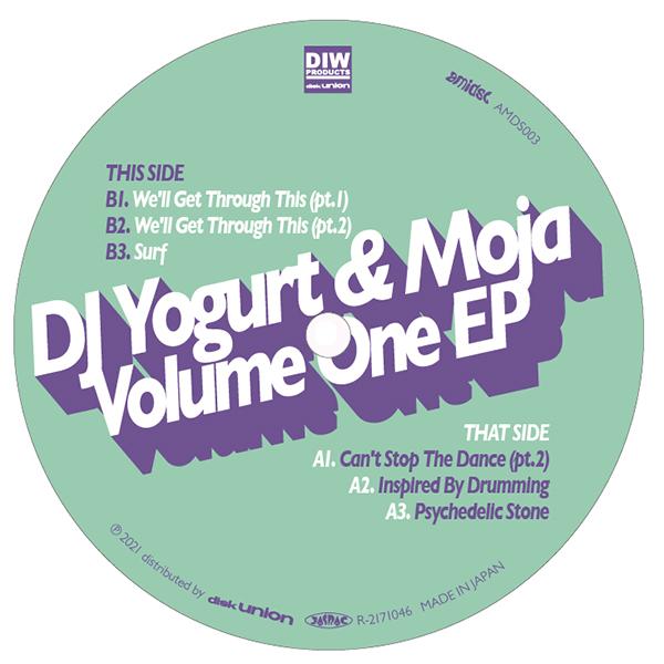 DJ Yogurt & Moja – Volume One EP