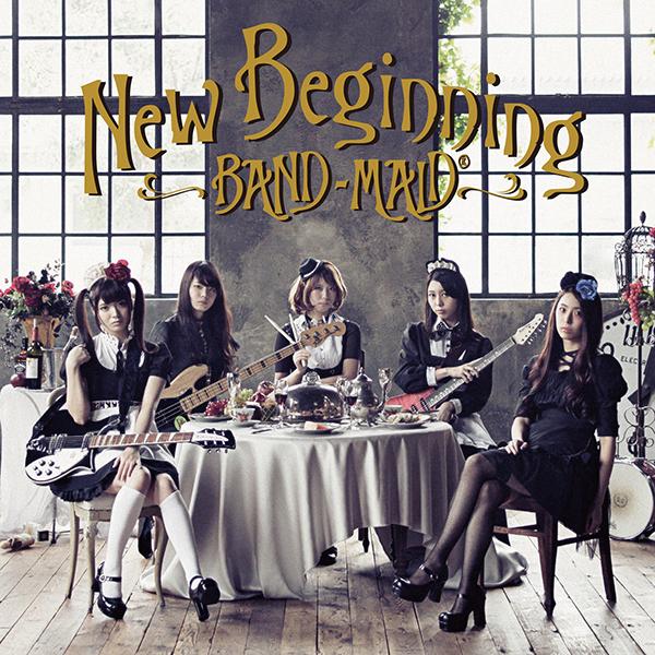 BAND-MAID – New Beginning