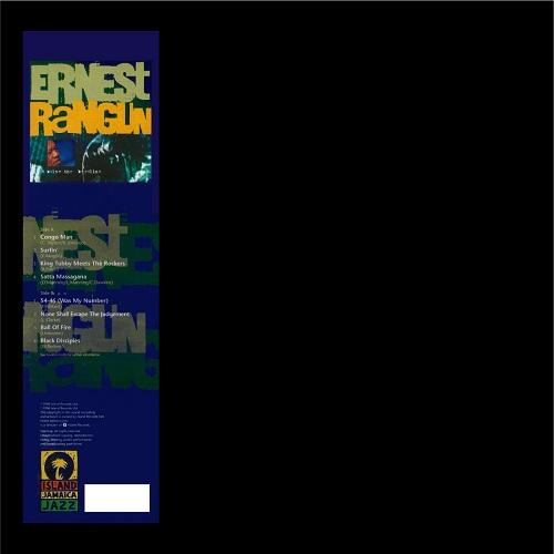 ERNEST RANGLIN – BELOW THE BASSLINE